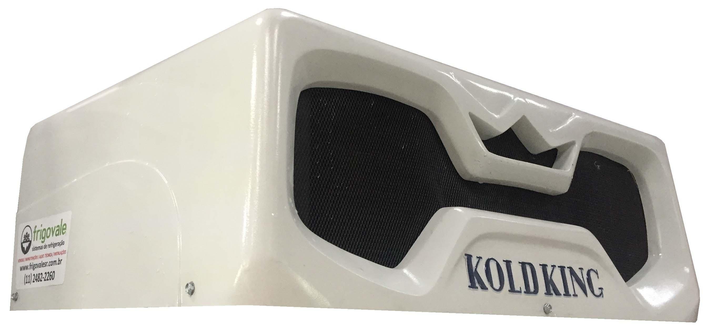 Aparelho de refrigeração para kombi