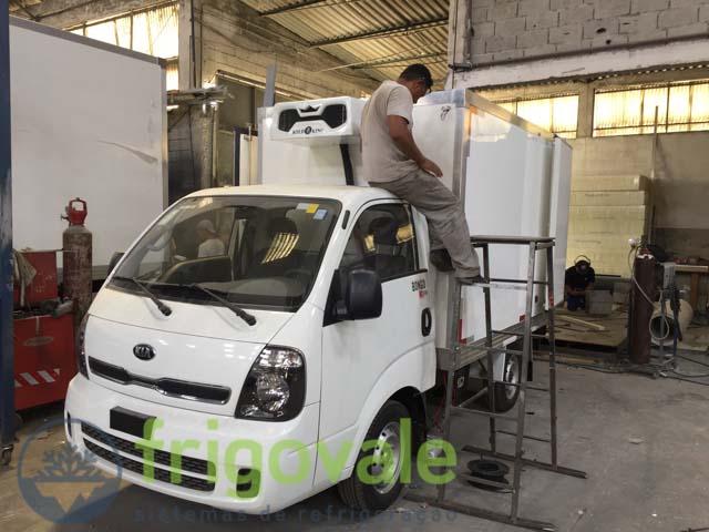 Empresa de bau refrigerado em mg
