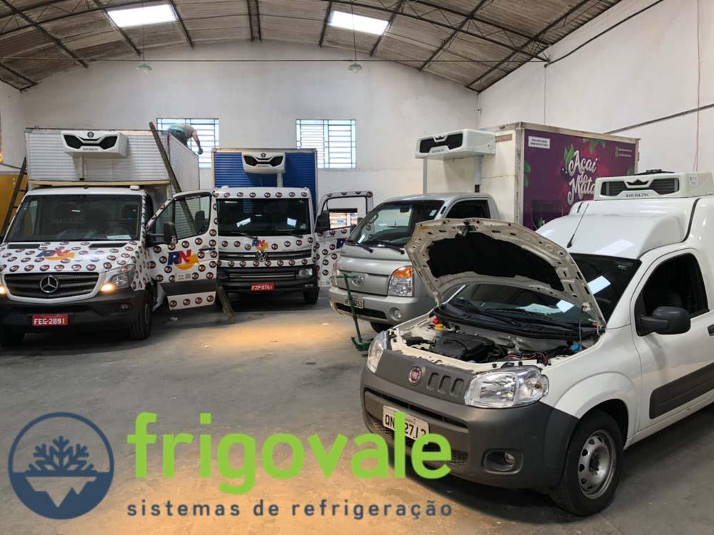 Empresa de manutenção em refrigeração