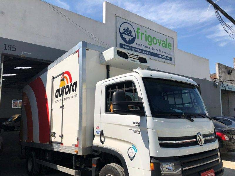 Equipamento de refrigeração para transporte