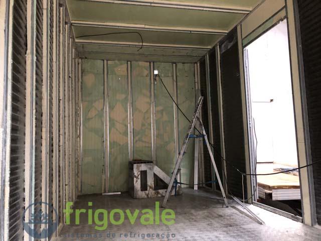 Isolamento térmico para refrigeração