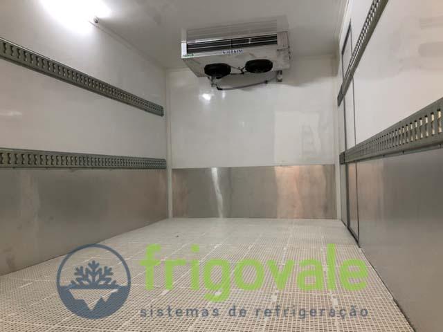 Manutenção baú refrigerado