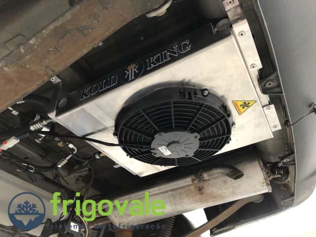 Refrigeração para fiorino sp