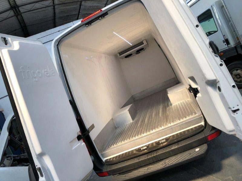 Refrigeração para utilitários